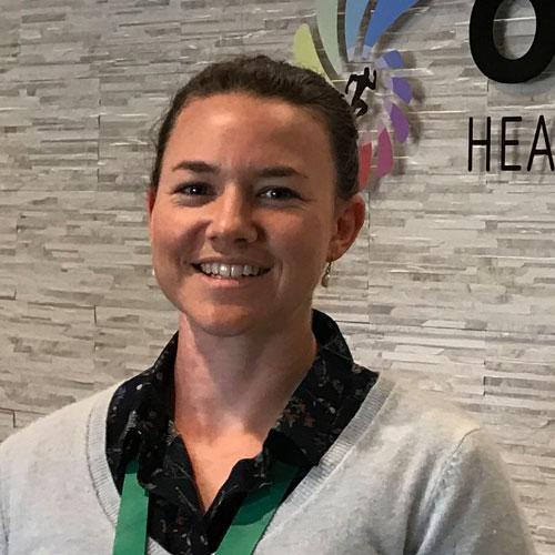 helen Hathaway Physiotherapist