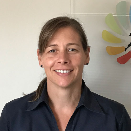 Kellie Pemberton physiotherapist Optimum