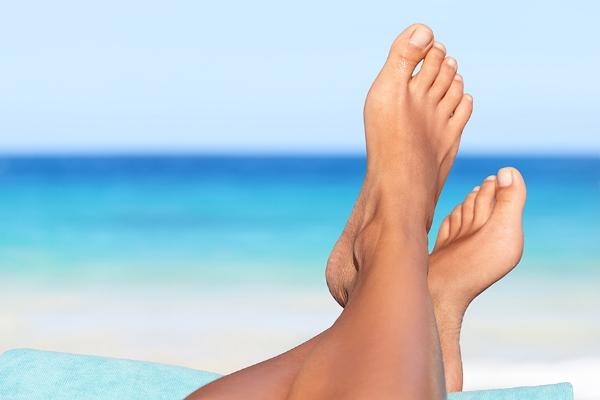 Summer Podiatry Tips